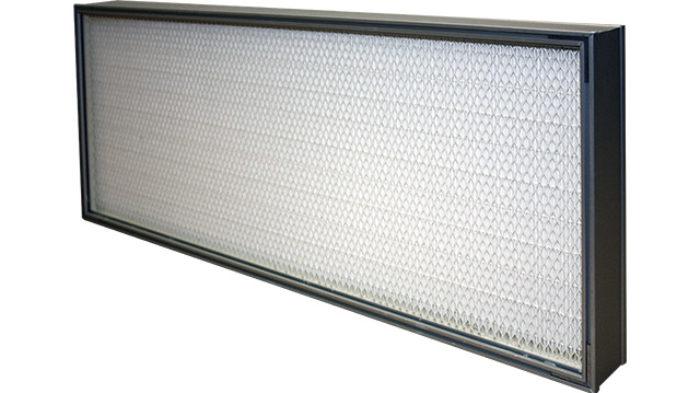 Laminar Flow filter H14