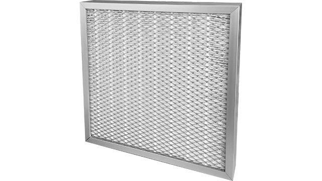 Metal Pleated Panel Filter