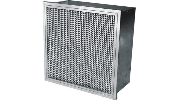 Hi-Temp Rigid Cell Filter