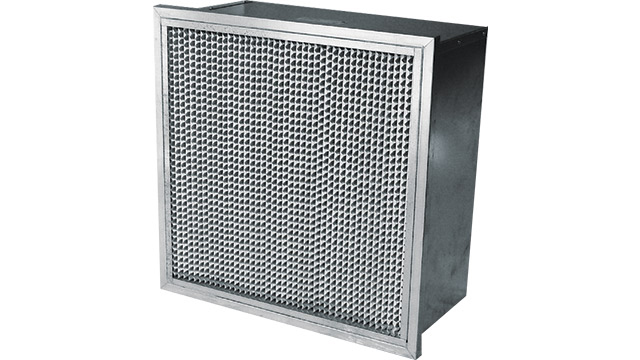 Hi-Temp Rigid Cell Filter