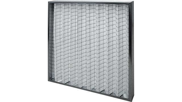 Metal Panel Air Filter