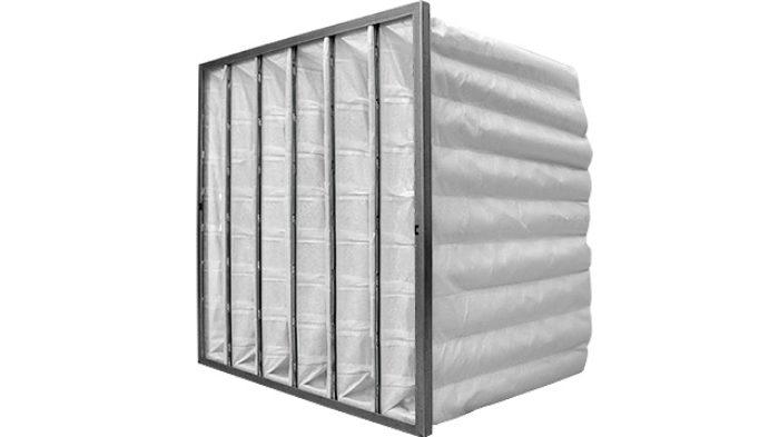 HVAC Bag Filter White F9