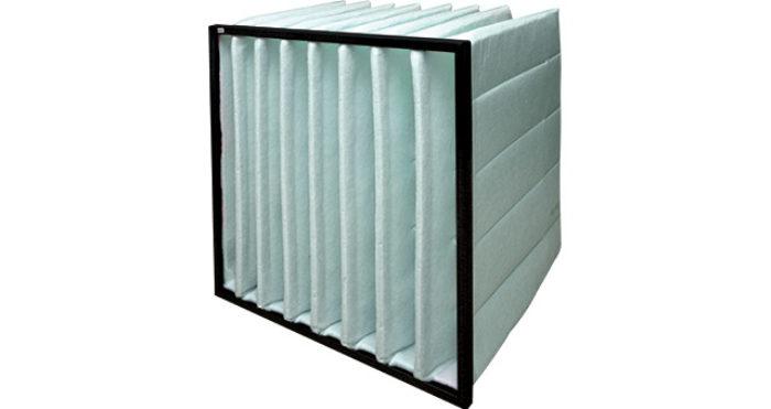 Semi Rigid Bag Filters for HVAC