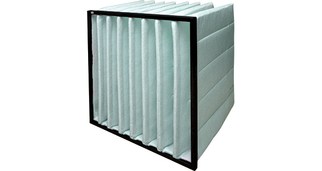 Semi Rigid Bag Filters for HVAC