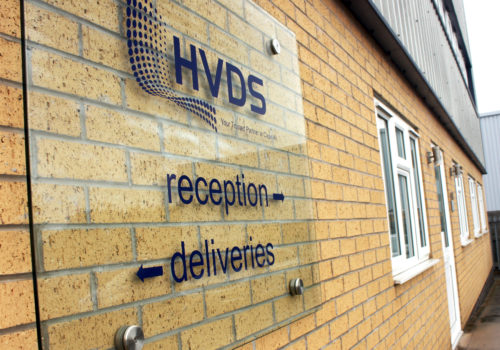 HVDS Air filters Stafford