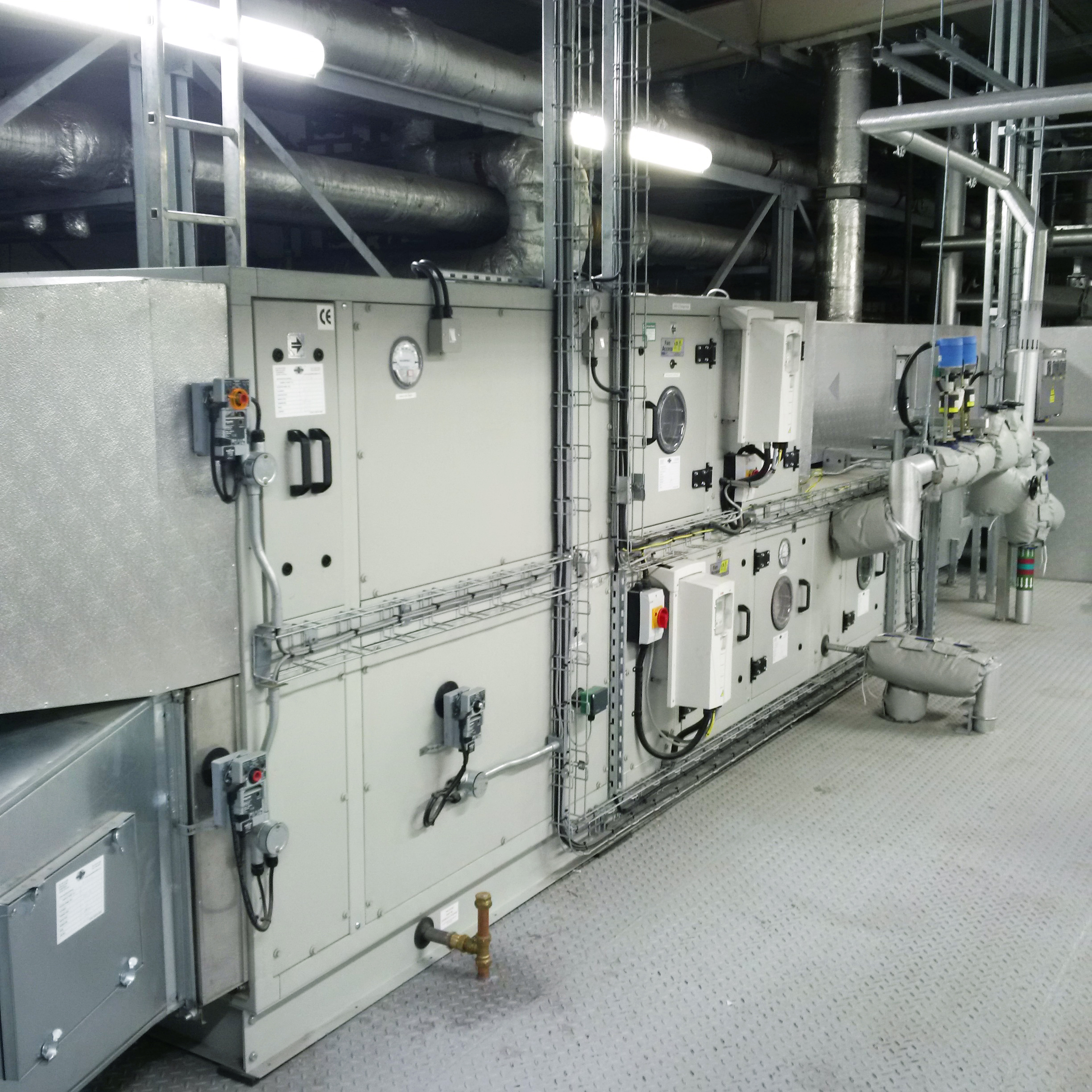 AHU Total Cost Of Ownership