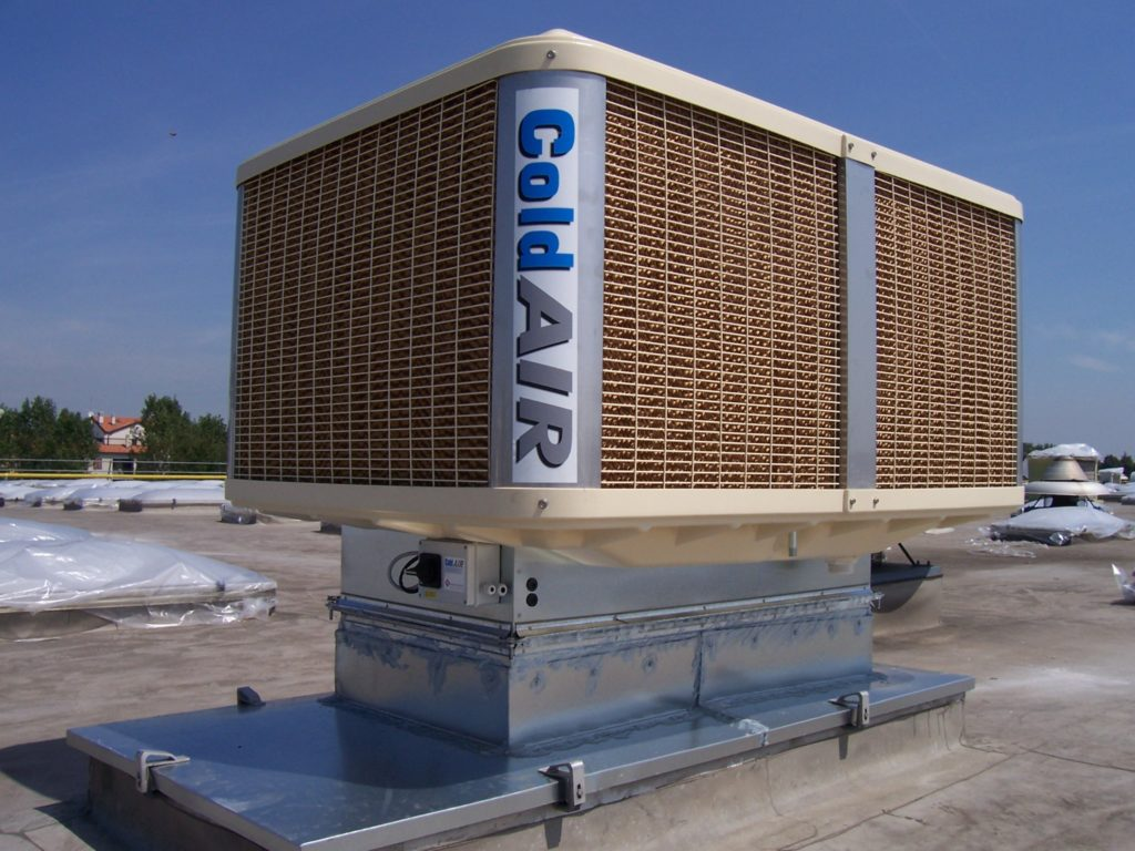 Evaporative coolers HVDS
