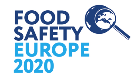 Food Safety Europe 2020 logo