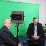 Discussing customer confidence success on video