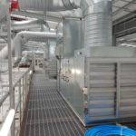 AHU benefits from cleaning
