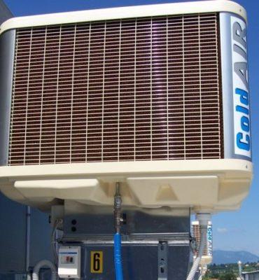 COLD AIR F-Series evaporative cooler