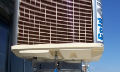 COLD AIR F-Series evaporative cooler