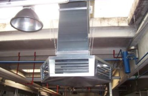 Evaporative Cooler System